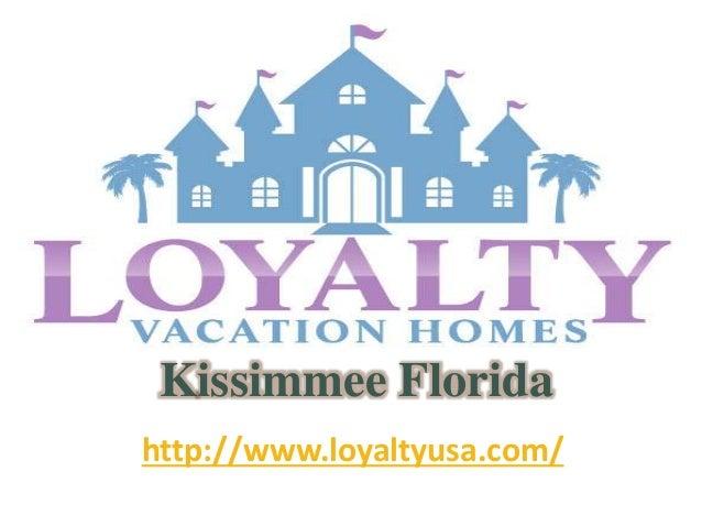 Kissimmee Florida http://www.loyaltyusa.com/