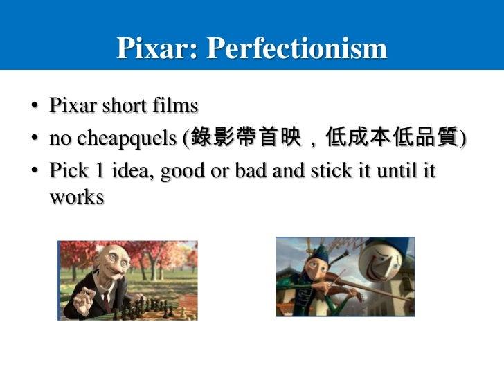 Disney's Acquisition of Pixar