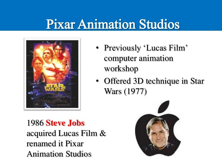 pixar case analysis Walt disney case solution, walt disney case solution furthermore, the company expanded the product line with new music for the company's movement cinema and television programs.