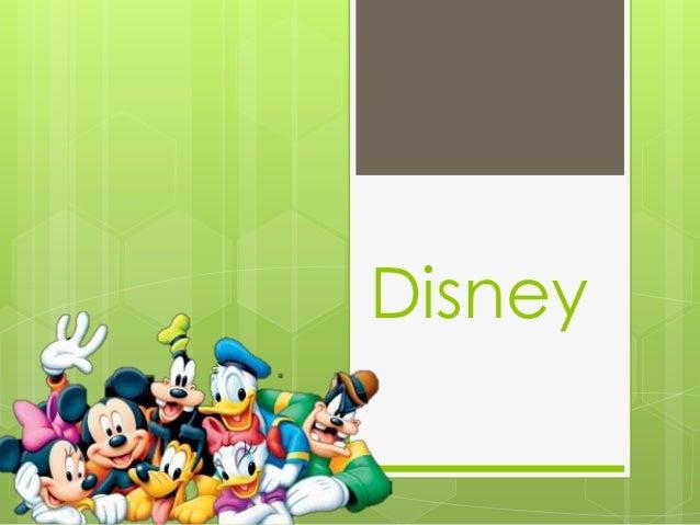 Walt Disney - PowerPoint PPT Presentation