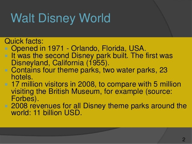 The Heterotopia Of Walt Disney World