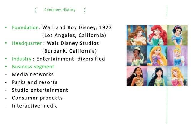 Walt Disney SWOT Analysis 2017