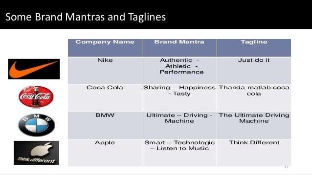 Disney Brand Mantra