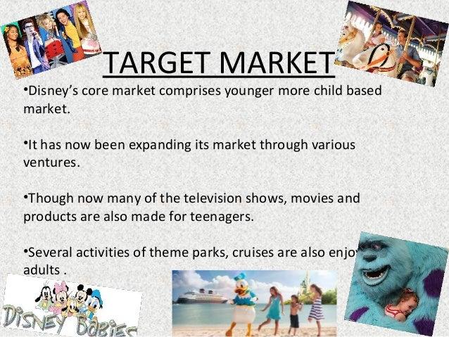 target market of disneyland Glocalisation illustrated: the marketing mix at disneyland shanghai  something  aspirational to the target market - china's growing middle.