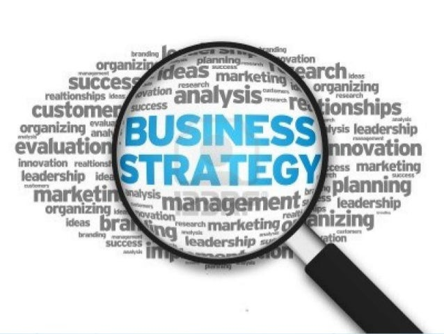 essays on business strategy