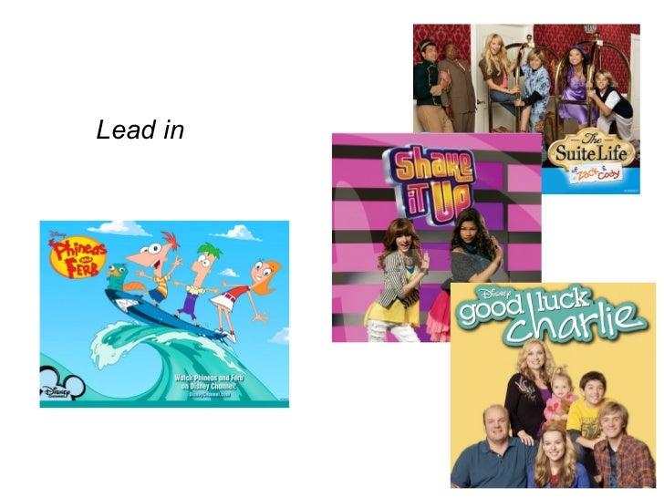 """Autopromoción                     Imagen de marca                """"Serie original                   Disney                 ..."""