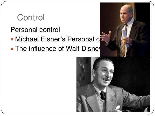 michael eisners leadership The former chief executive of walt disney, michael eisner, explains why leaders at disney encourage failure to form part of their great success inspirationa.