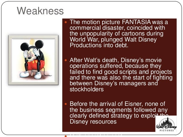 organizational culture in walt disney corporation Essay on disney: the walt disney company history walt disney company has grown into a huge diversified company, but started off pretty humbly with a man named walt disney walt disney studios began in the back office of a real estate agency in hollywood (disneycom, nd).