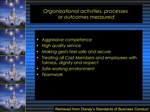 essays ethics and compliance paper disney