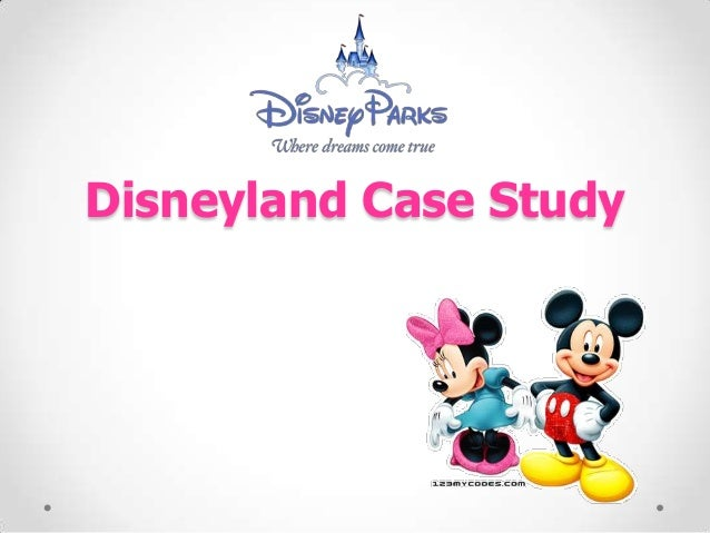 disney case study answers Walt disney 2012 case study presentation uploaded by mohamad asrofi strategic management case 20: the walt disney company mohd zaire b omar 815951 azizan bin mat.
