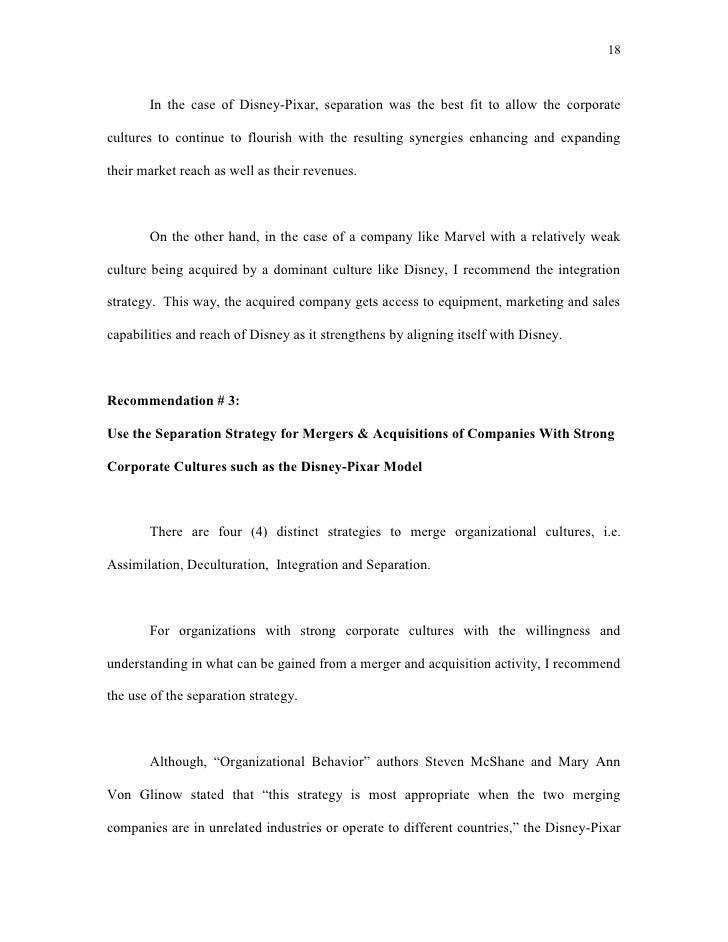 Pixar organizational behaviour law assignment help online