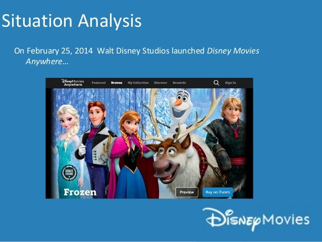 an analysis of disney movies Free disney films papers, essays walt disney company analysis - walt disney is extremely known for being a film producer and popular showman.