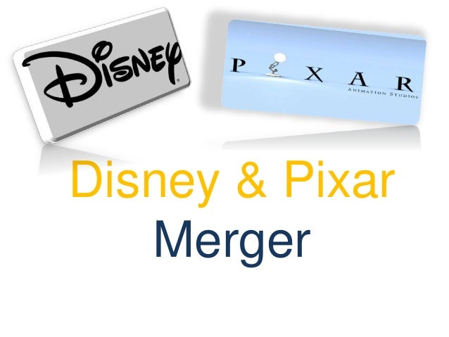 disney pixar merger success factors