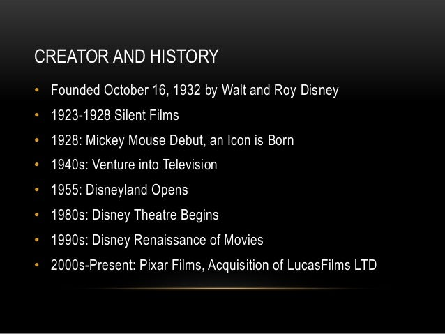 walt disney presentation. Black Bedroom Furniture Sets. Home Design Ideas