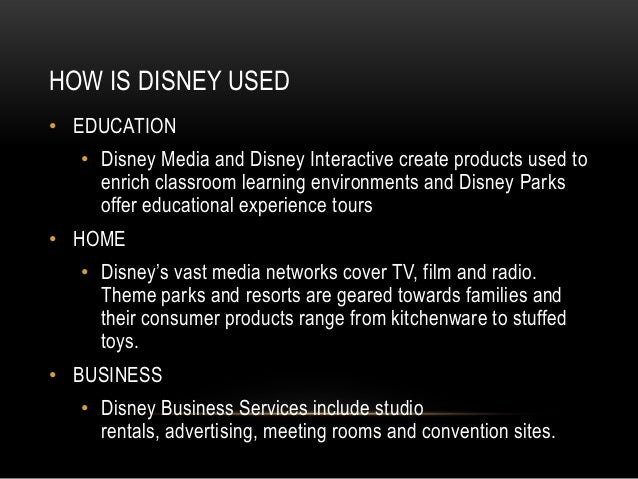 a corporate history of disney interactive Disney interactive is looking for a motivated and skilled sr software  active and  established board of its kind for the video game industry.
