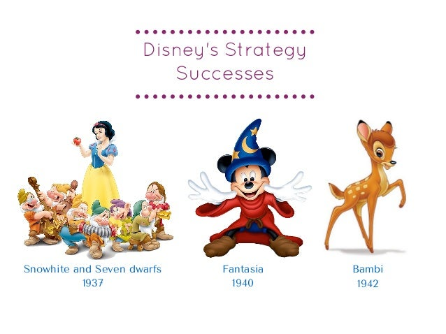 the management strategy of disney Disney legend marty sklar's new memoir-cum-business book offers great   theodore kinni is a contributing editor of strategy+business.