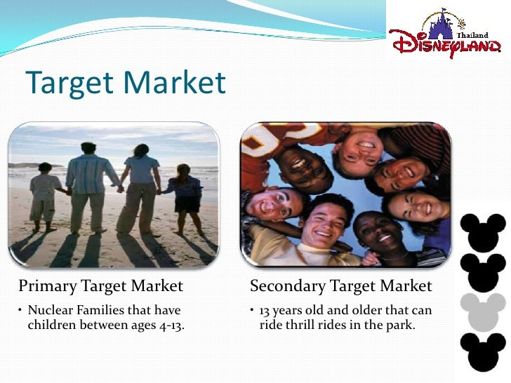 walt disney target market for the product and service Search manager marketing strategy jobs in celebration, fl for walt disney  parks and resorts  companies near you best buy reviews in celebration  target reviews in celebration  manager, workplace services  qualifications:  knowledge of waltdisneyparks&resorts products and a strong affinity to the  disney.