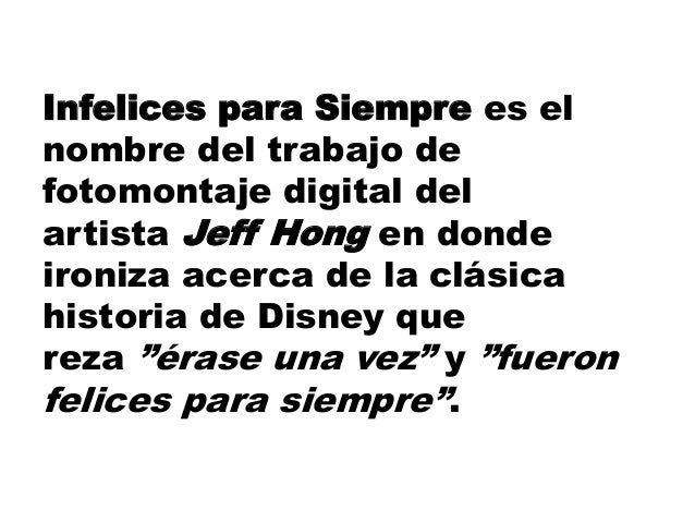 Disney verdadero andrea vivero for Caracteristicas del vivero