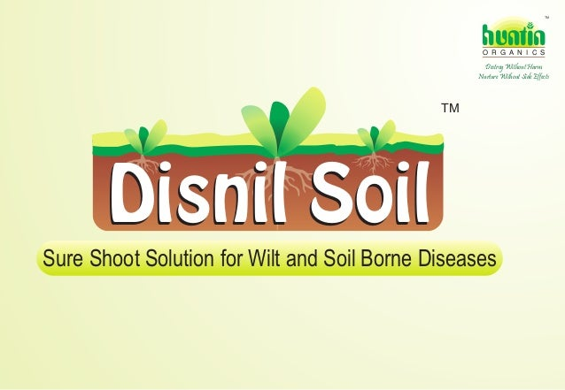 TM  hunt n O R G A N I C S  Destroy Without Harm Nurture Without Side Effects  TM  Disnil Soil Sure Shoot Solution for Wil...