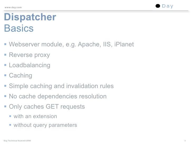 Dispatcher Oom Slide 3