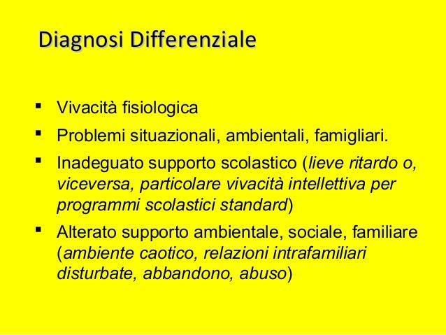 Interventi orientati al bambino • Famiglia : gestione della relazione e del comportamento • Insegnanti: gestione della cla...