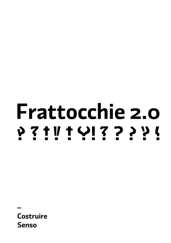 Partito DemocraticoAnno di stampa: 2012Selezione testi: Eugenio IorioProgetto grafico: FF��00