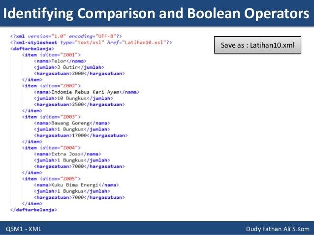 XML - Displaying Data ith XSLT