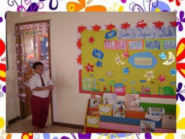 Contoh Ruang Kelas Kreatif