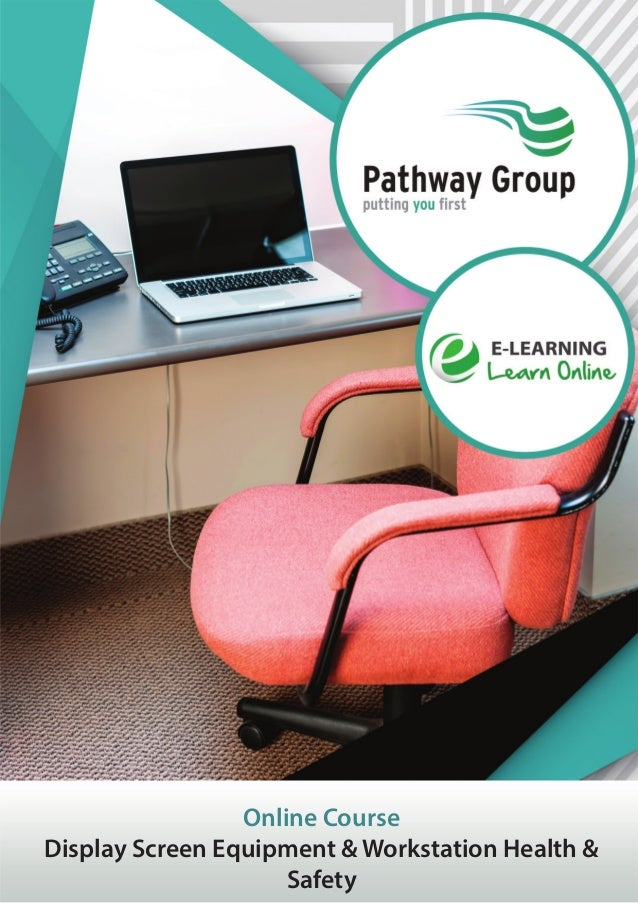 Online Course Display Screen Equipment & Workstation Health & Safety