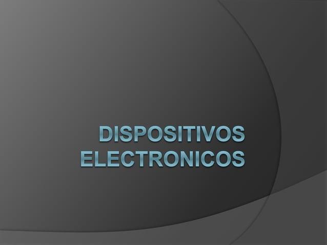 El diodo semiconductor El diodo semiconductor es el dispositivo semiconductor más sencillo y se puede encontrar, prácticam...