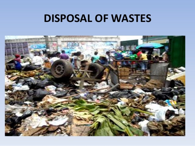 Image result for disposal of waste