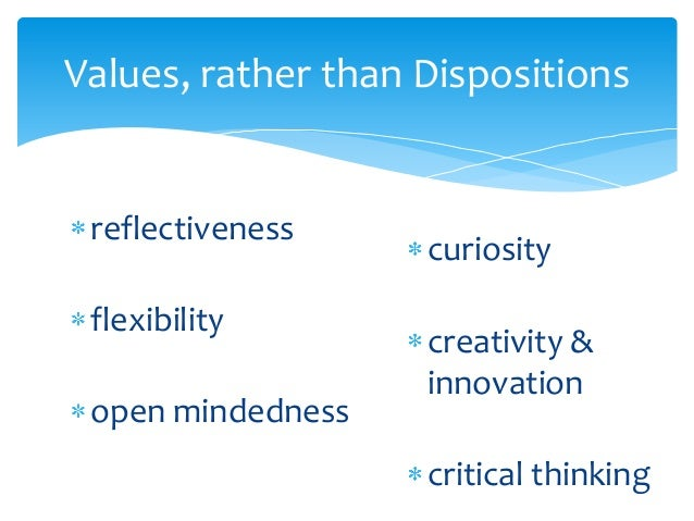 California Critical Thinking Disposition Inventory (CCTDI)
