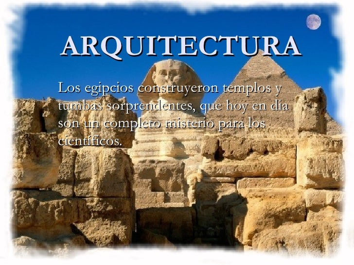 Dispositivas sobre egipto Todo sobre arquitectura pdf