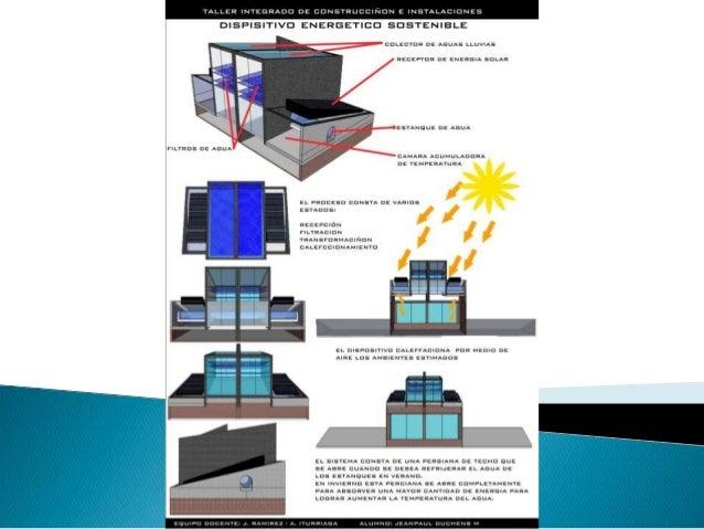 TAI n FR INTFGRADF} DF CHNSTRIJECIÑUN F INSTAI AIÏIHNFFJ  DISPISITIVD ENERBETICD SDSTENIBLE                               ...