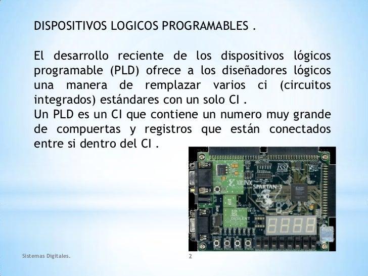 Circuito Logico Definicion : Dispositivo logico programable