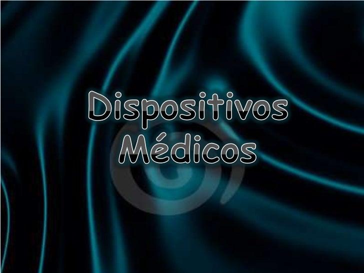 DispositivosMédicos<br />