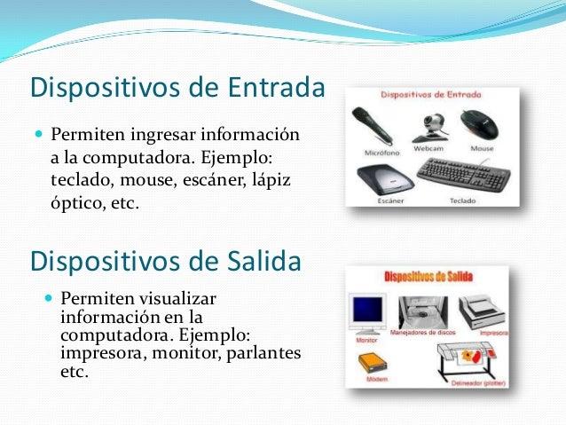 Dispositivos perifericos Slide 3