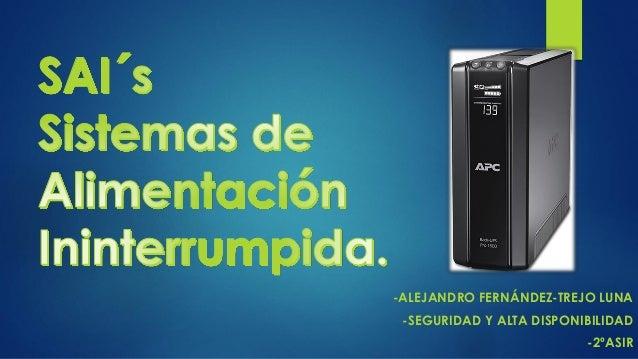 -ALEJANDRO FERNÁNDEZ-TREJO LUNA  -SEGURIDAD Y ALTA DISPONIBILIDAD -2ºASIR