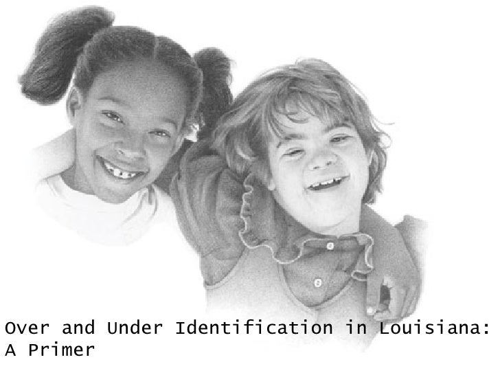 Over and Under Identification in Louisiana: A Primer