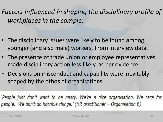 disciplinary action for workers who access Access to data is limited to those employees specifically assigned to the   supervisors may recommend disciplinary action for a staff member who fails to  follow.