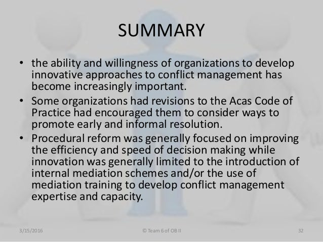 conflict management case studies in workplace Our customer case studies speak for royal palaces and qualified as a workplace mediator the uk's leading conflict management and leadership.
