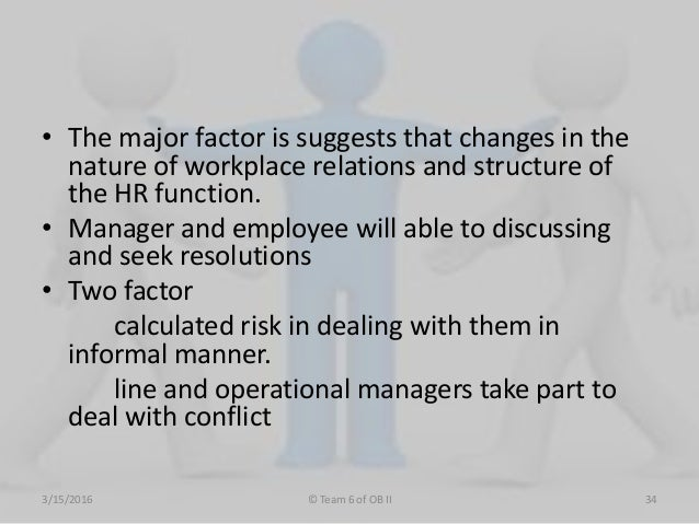 conflict resolution case study in the workplace There are many sources of conflict in the workplace - differences of opinion,   aim to help managers to understand the complexities of conflict management 1.