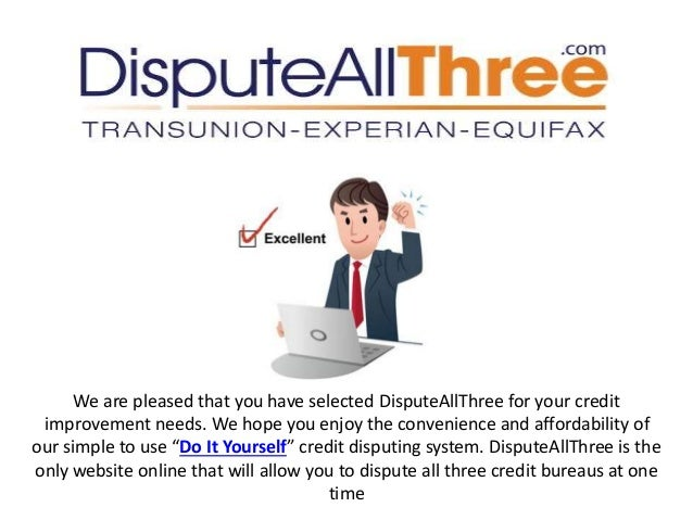 Best credit repair companies we are pleased that you have selected disputeallthree for your credit improvement needs we hope negative credit can solutioingenieria Choice Image