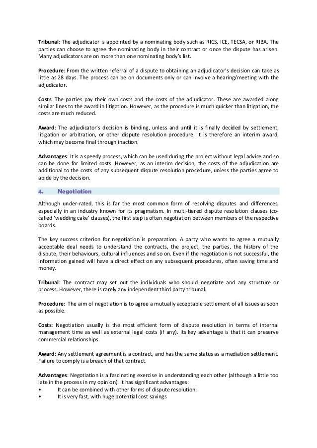 Mediation Settlement Agreement Form Peopledavidjoel