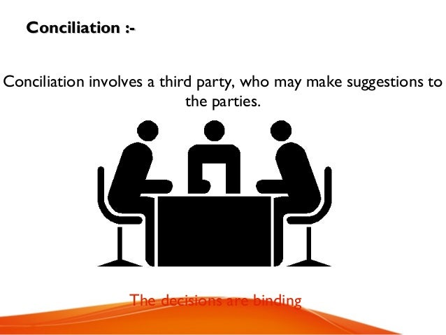 Voluntary arbitration as a method of