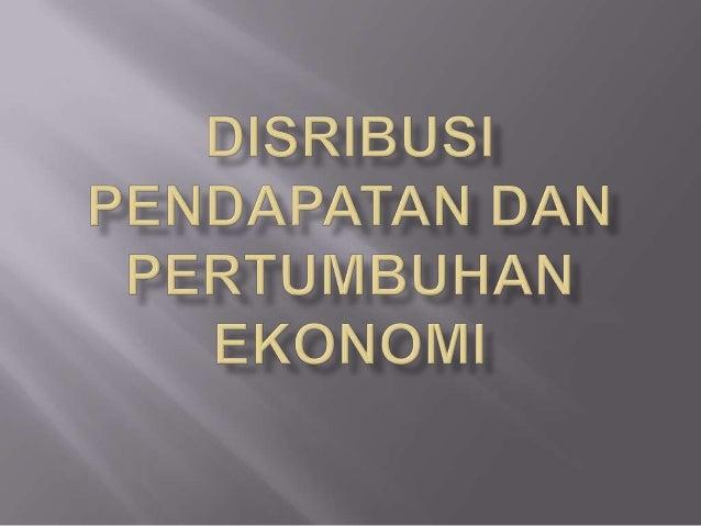 Cukup banyak gagasan demi gagasan dan berbagai program pemerintah untuk menghadapi perkembangan ekonomi yang cepat untuk m...