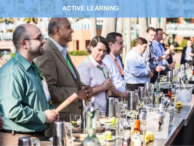 Imagination at work ACTIVE LEARNING ACTIVE LEARNING