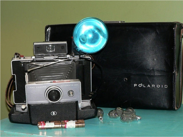 In 1989, more than 40 percent of Polaroid's R&Dbudget was spent on exploring various digitalimaging technologies!