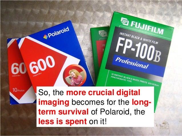 Polaroid shares were tradedat $60 in 1997.