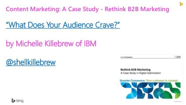 Disruptive Content Marketing